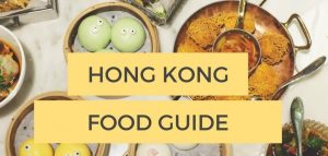 Four Hongkong Food Guide